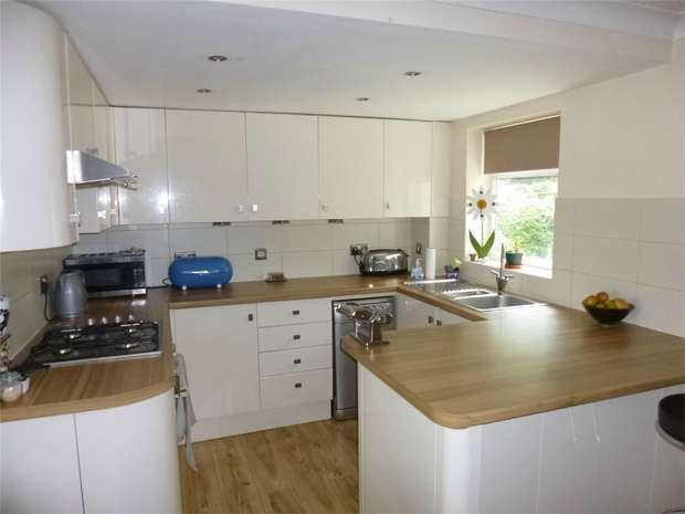 3 Bedrooms Terraced House for sale in Wood View, Gadebridge, HEMEL HEMPSTEAD, Hertfordshire