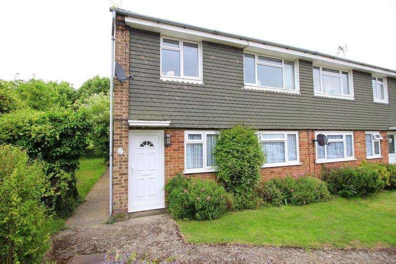 2 Bedrooms Maisonette Flat for sale in Frimley Court, Sidcup