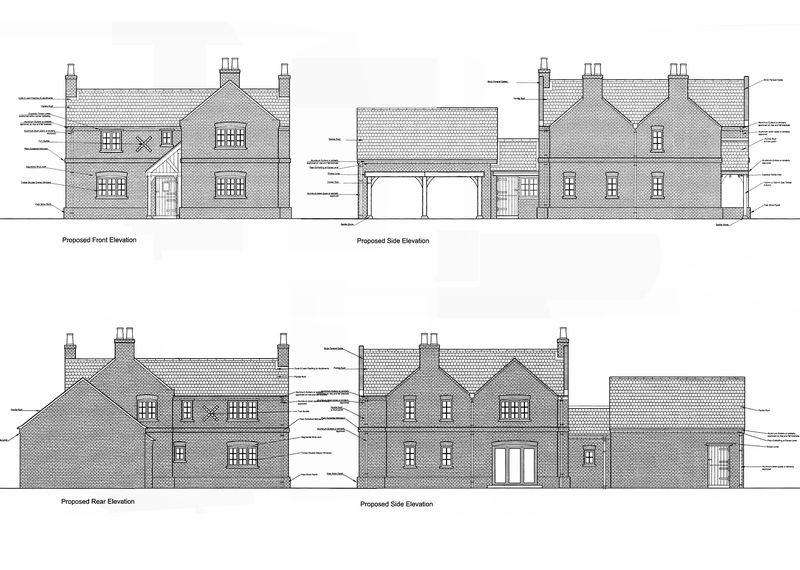 4 Bedrooms Land Commercial for sale in Town Street, Retford