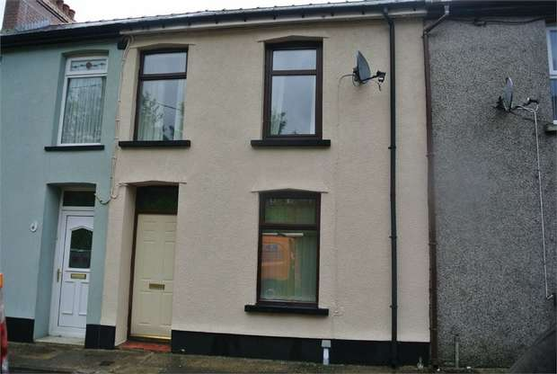 2 Bedrooms Terraced House for sale in Martin Terrace, Blaenavon, PONTYPOOL, Torfaen