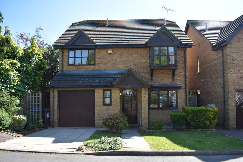 4 Bedrooms Detached House for sale in Westwick Place, Watford