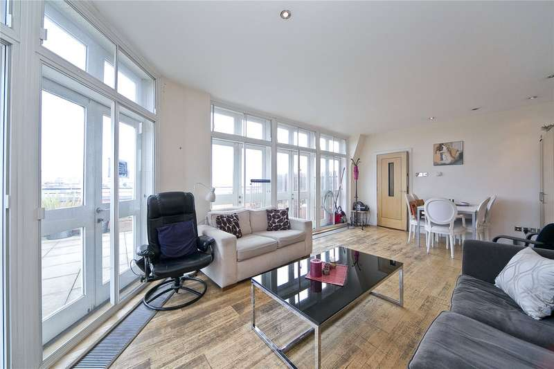 3 Bedrooms House for sale in Farringdon Road, Clerkenwell, London, EC1M