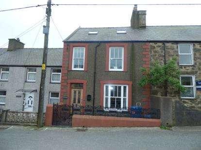 3 Bedrooms Terraced House for sale in Llithfaen, Pwllheli, Gwynedd, LL53