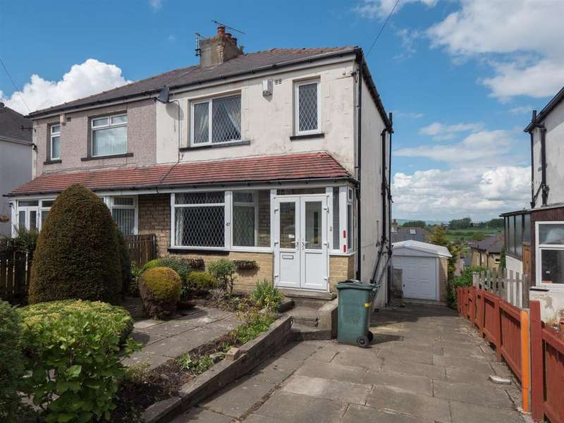 3 Bedrooms Semi Detached House for sale in Lodore Road, Bradford, BD2 4JH