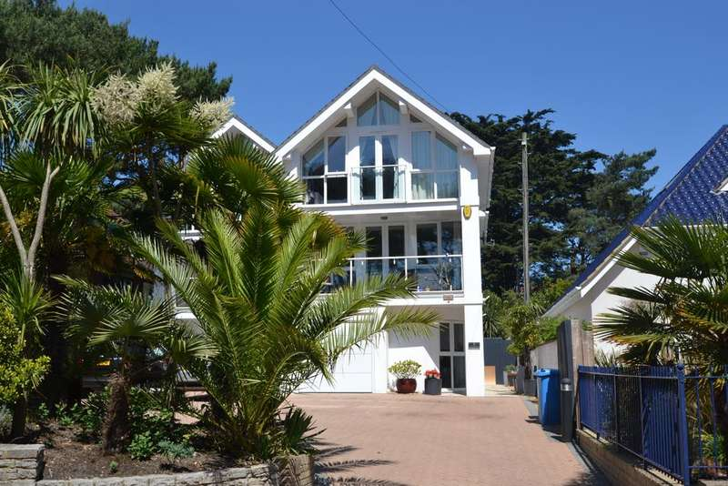 4 Bedrooms Town House for sale in 65 Panorama Road, Sandbanks BH13 BH13