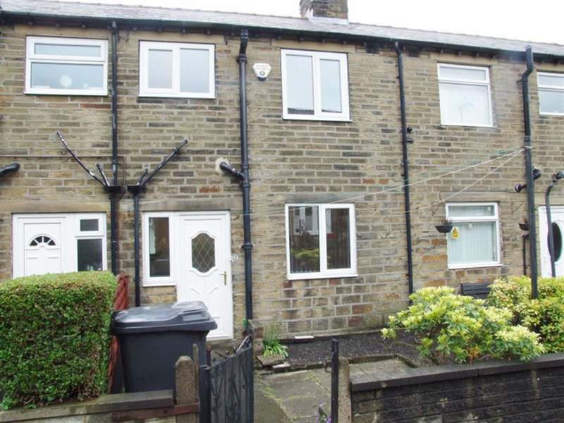 2 Bedrooms Terraced House for sale in Charlesworth Terrace, Pellon, Halifax, HX2 0EW