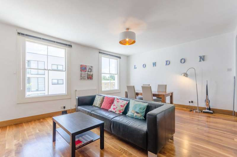 1 Bedroom Flat for sale in Packington Street, Angel, N1
