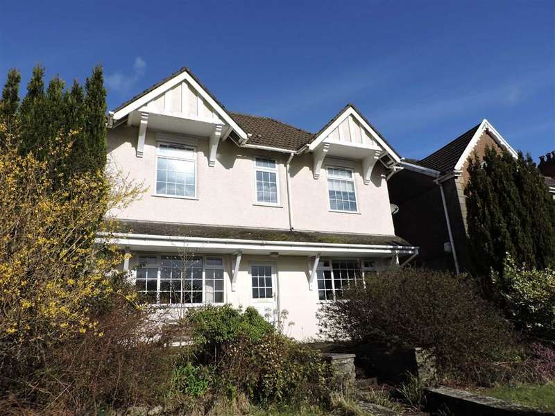 3 Bedrooms Detached House for sale in Brecon Road, Pontardawe