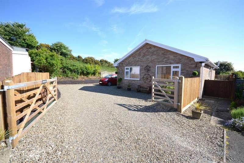 3 Bedrooms Detached Bungalow for sale in Penparc