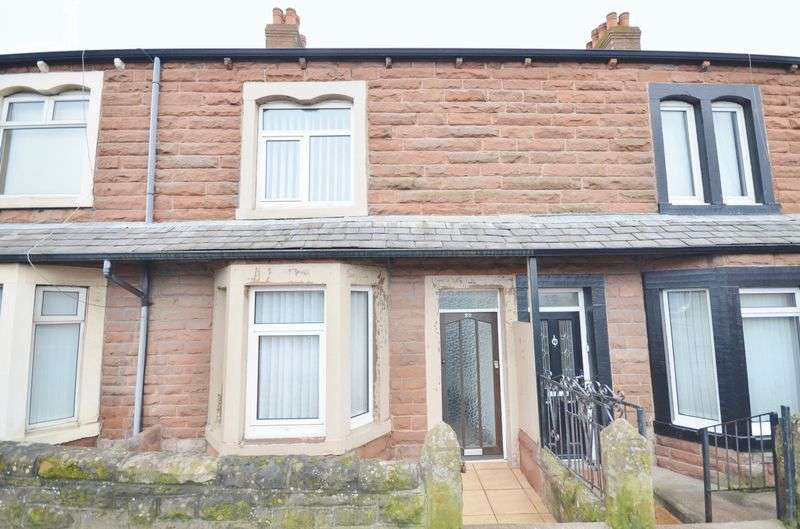 3 Bedrooms Property for sale in Jubilee Terrace, Maryport