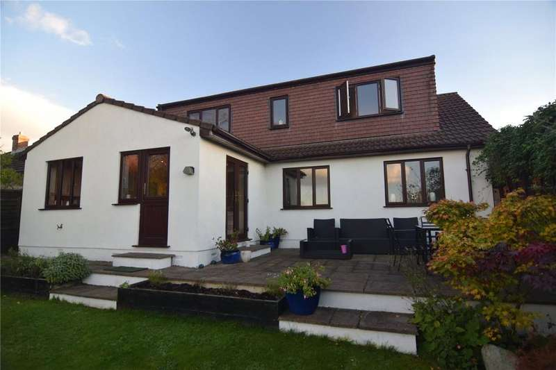 4 Bedrooms Detached House for sale in Greenhill Road, Sandford, Winscombe, North Somerset, BS25