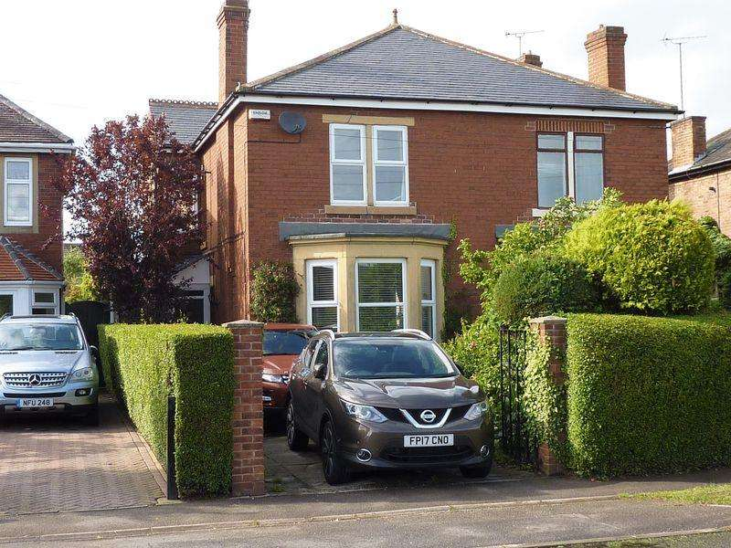 3 Bedrooms Semi Detached House for sale in Nottingham Road, Borrowash