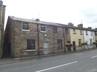 2 Bedrooms End Of Terrace House for sale in Gisburn Road, Barrowford, Nelson, Lancashire, BB9