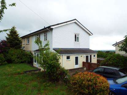 3 Bedrooms Semi Detached House for sale in Bryn Hedd, Southsea, Wrexham, Wrecsam, LL11