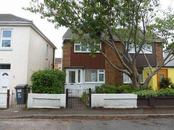2 Bedrooms Semi Detached House for sale in Southbourne, Bournemouth