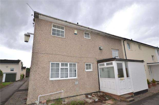 3 Bedrooms End Of Terrace House for sale in Abbotsbury, Bracknell, Berkshire