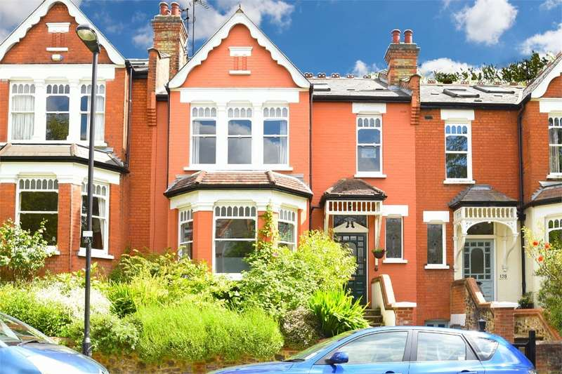 5 Bedrooms Terraced House for sale in Dukes Avenue, Muswell Hill, London