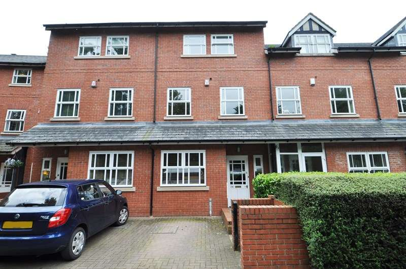 3 Bedrooms Town House for rent in Riverside Drive, Selly Park, Birmingham