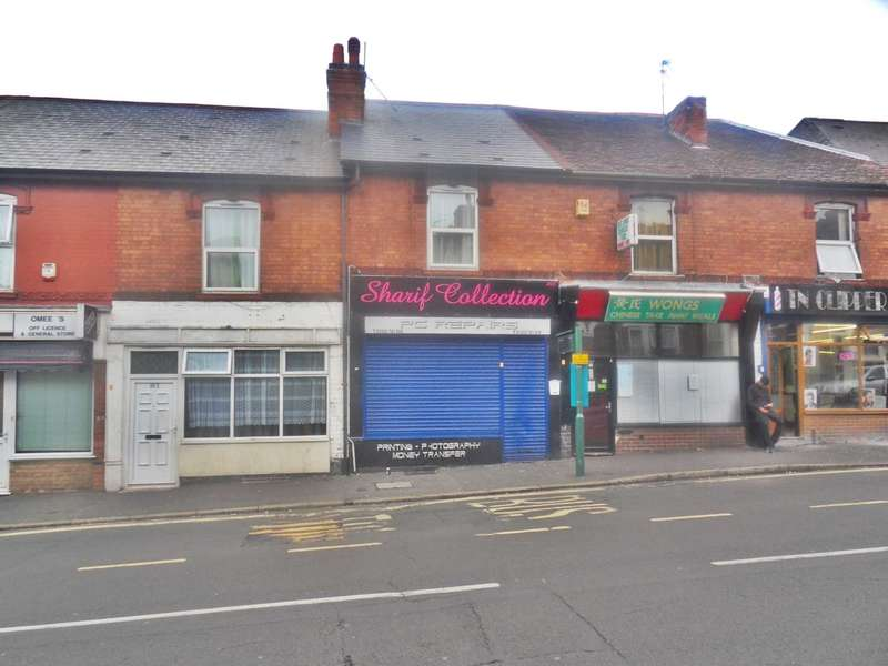 1 Bedroom Commercial Property for sale in St Thomas Road, Derby