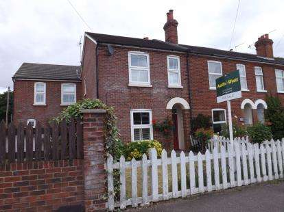 3 Bedrooms Terraced House for sale in Swanwick, Southampton