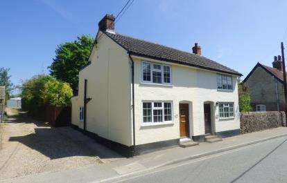 3 Bedrooms Semi Detached House for sale in Bildeston, Ipswich, Suffolk