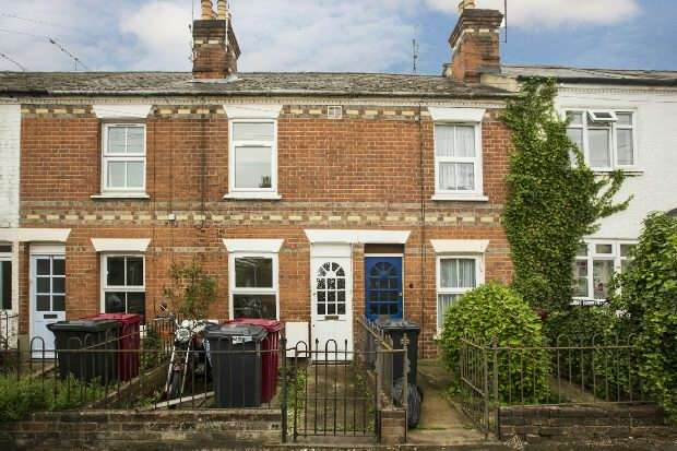 2 Bedrooms Terraced House for sale in Foxhill Road, Reading