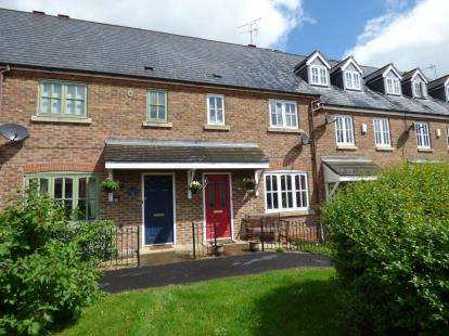 3 Bedrooms Terraced House for sale in Scowcroft Drive, Bishops Itchington, Southam