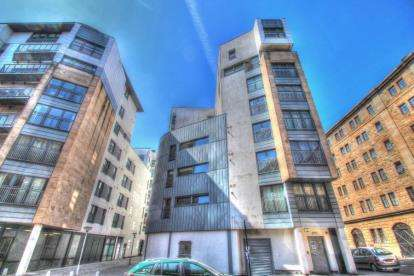 2 Bedrooms Flat for sale in Bell Street, Merchant City