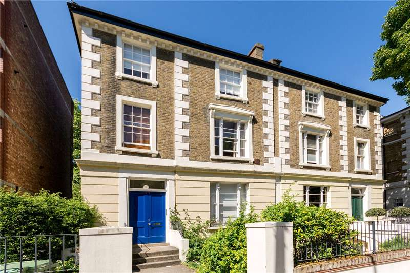 2 Bedrooms Flat for sale in Gloucester Avenue, Primrose Hill, London, NW1
