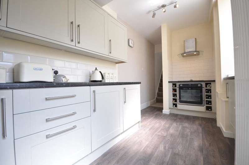 2 Bedrooms Terraced House for sale in Bucklands Avenue, Ashton, Preston, Lancashire, PR2 2BP