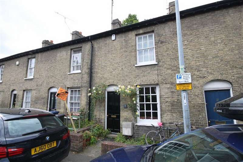 2 Bedrooms Property for sale in Brunswick Terrace, Cambridge