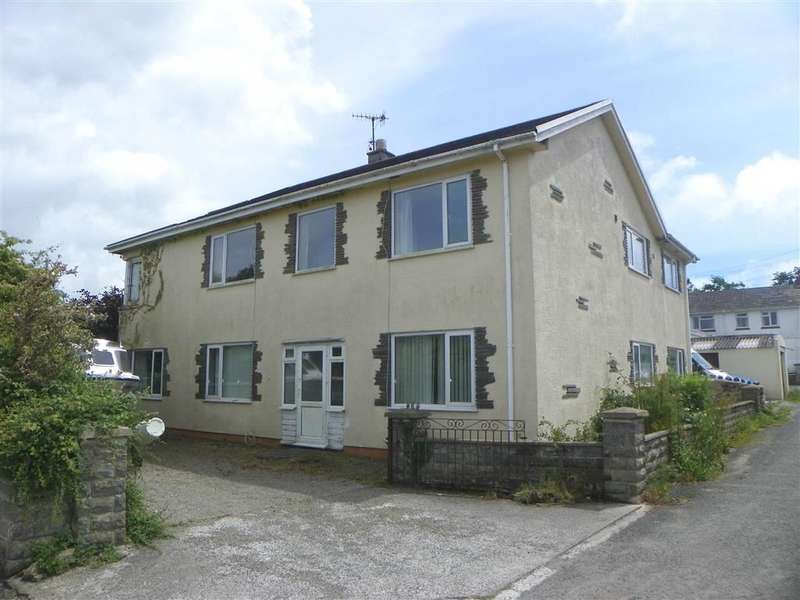 4 Bedrooms Property for sale in Bentlass, Hundleton, Pembroke