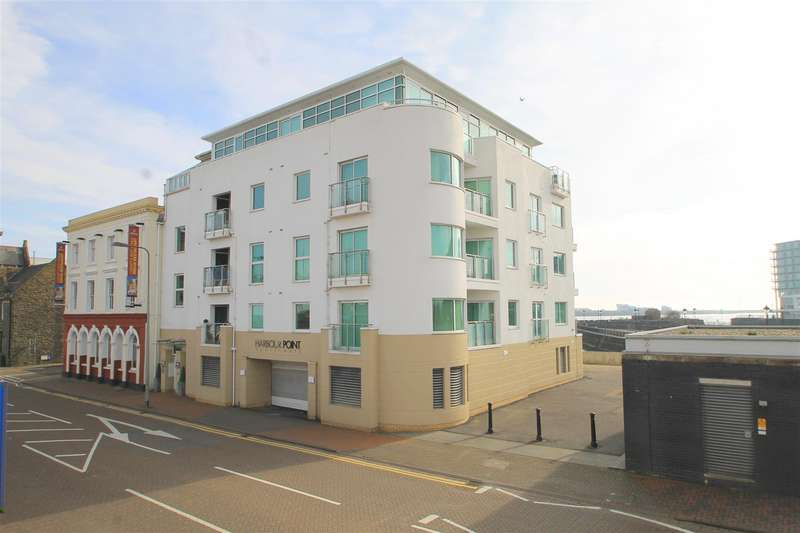 2 Bedrooms Property for sale in Harbour Point, Stuart Street, Cardiff Bay