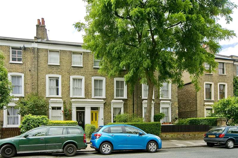 4 Bedrooms Terraced House for sale in Horton Road, Hackney, E8