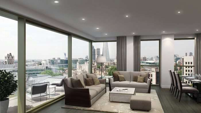 2 Bedrooms Flat for sale in Royal Mint Gardens, Royal Mint Street, E1