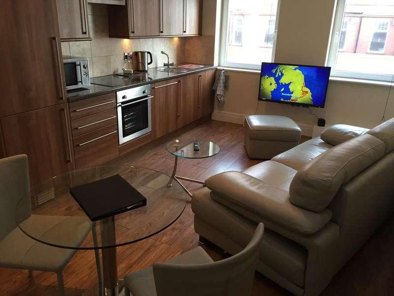 2 Bedrooms Apartment Flat for rent in 6 Queens Promenade, Blackpool FY2