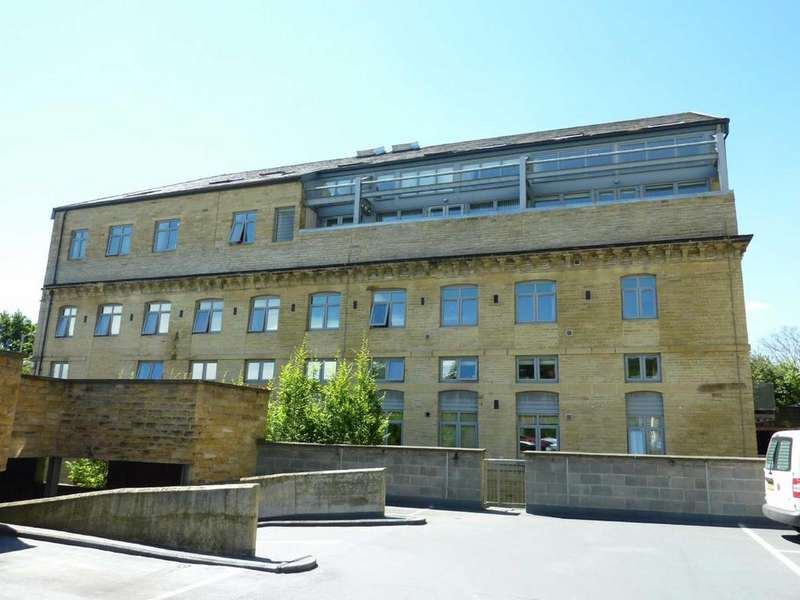 2 Bedrooms Apartment Flat for sale in Valley Mills, Park Road, Elland, West Yorkshire, HX5