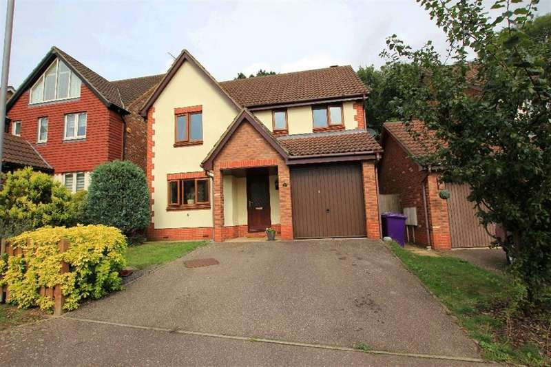 4 Bedrooms House for sale in Windermere Close, Stevenage