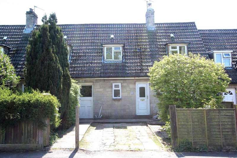 2 Bedrooms Terraced House for sale in Bracelands, Eastcombe