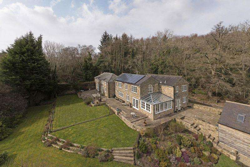 6 Bedrooms Detached House for sale in Dipton Mill, Dipton Mill Road, Hexham