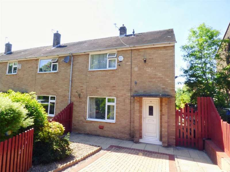 2 Bedrooms End Of Terrace House for sale in Lees New Road, Oldham, Greater Manchester, OL4