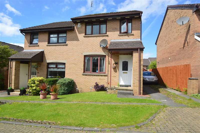 3 Bedrooms Semi Detached House for sale in Micklehouse Wynd, Glasgow