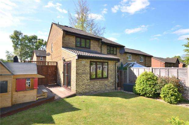 2 Bedrooms End Of Terrace House for sale in Froxfield Down, Bracknell, Berkshire