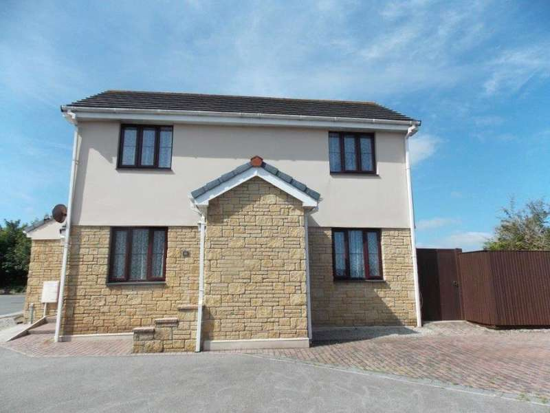 3 Bedrooms Semi Detached House for sale in Millgrist Meadow, Lower Broad Lane, Illogan