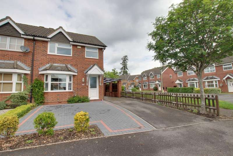 3 Bedrooms Semi Detached House for sale in West Leigh