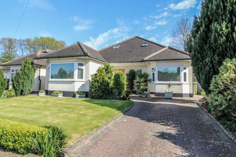 4 Bedrooms Chalet House for sale in Langley Drive, Brentwood, Essex, CM14