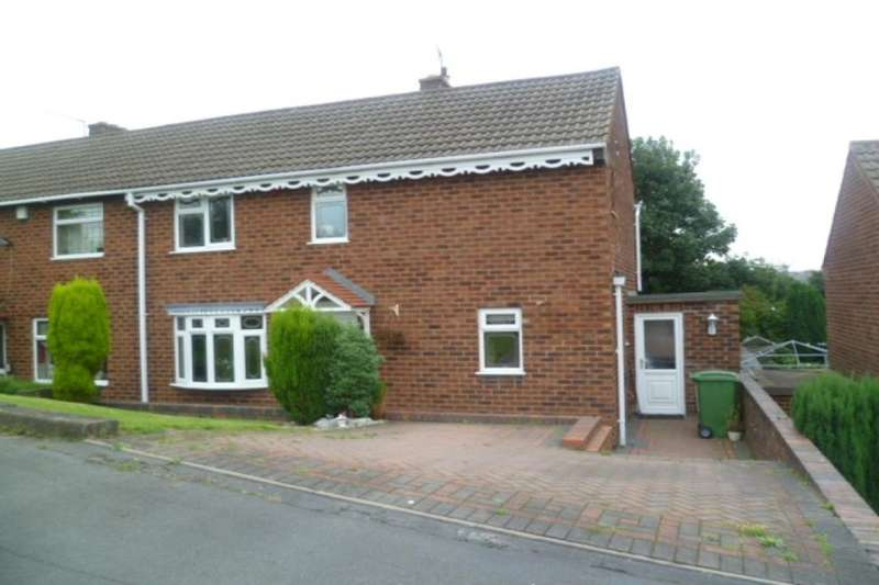 3 Bedrooms Semi Detached House for sale in Stoney Lane, Netherton, Dudley, DY2