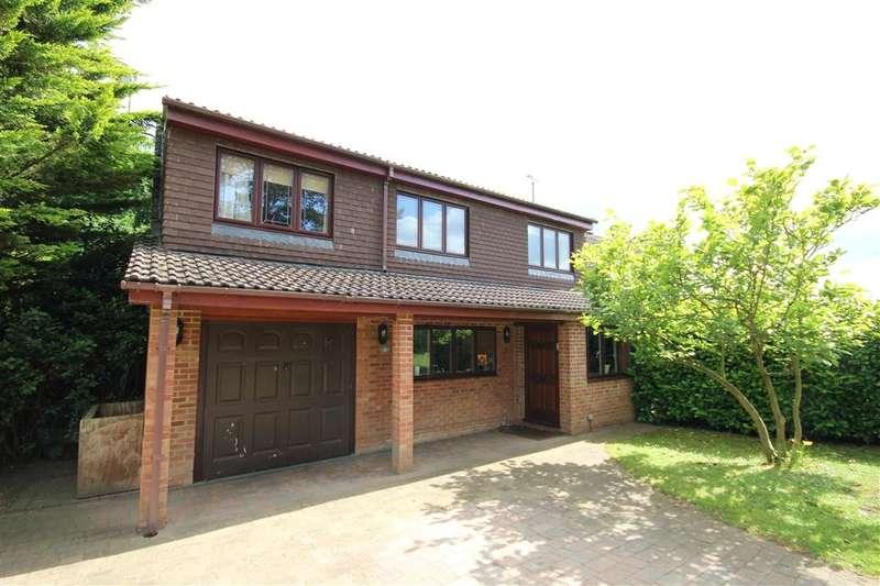 4 Bedrooms Link Detached House for sale in Fidlers Walk, Wargrave, RG10