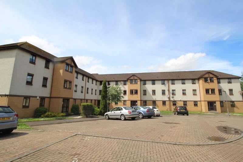 2 Bedrooms Flat for sale in Valley Court, Hamilton, ML3