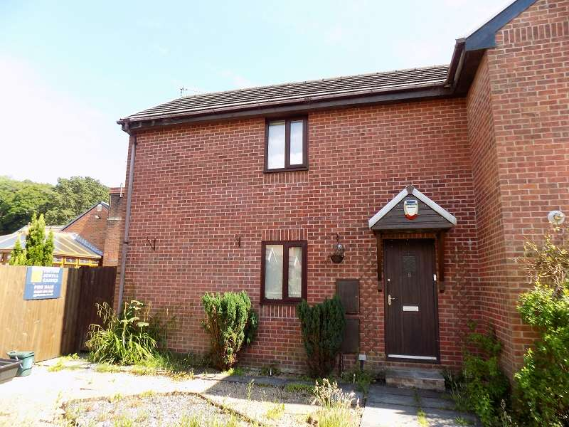 2 Bedrooms Semi Detached House for sale in Eaglesbush Close, Neath, Neath Port Talbot. SA11